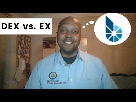Bitshares Decentralized Exchange (DEX) vs EX