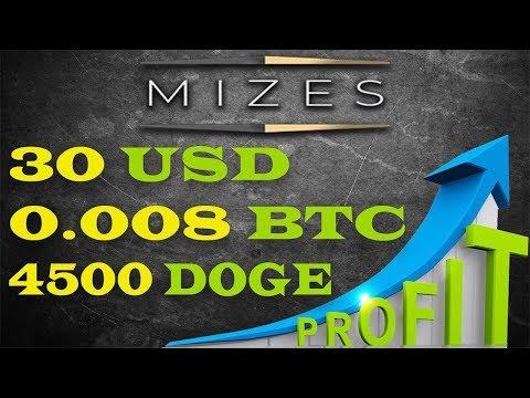 Profit – 30 USD | 0.008 BTC & 4500 DOGE! Есть БОНУС