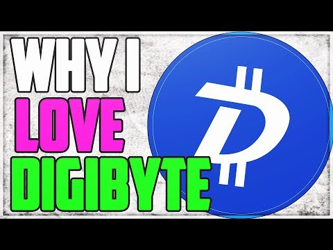 Why I Love DigiByte (DGB)