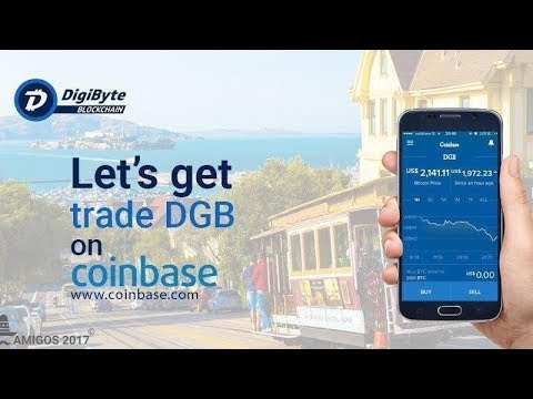 DigiByte (DGB) – Why Coinbase Should List $DGB – PART ONE – Interview with DGBAT Secretary Devon