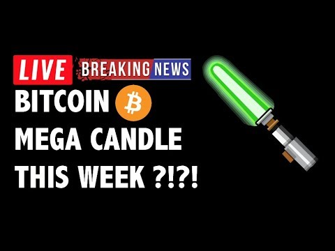MEGA CANDLE This Week for Bitcoin (BTC)?! – Crypto Market Trading Analysis & Cryptocurrency News