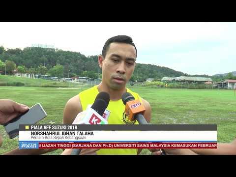 Piala AFF Suzuki 2018 :Mat Yo Harap Ada Gol Di Bukit Jalil