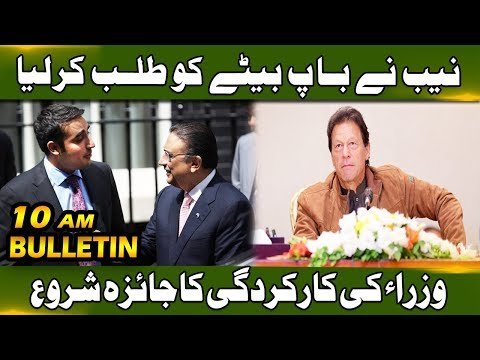 News Bulletin | 10:00 AM | 10 December 2018 | Neo News