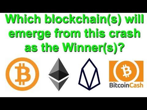 Crypto Market Crash – My Thoughts – Bitcoin, ETH, BCASH, EOS