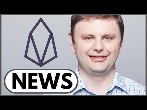 EOS News Updates – Telos Launch | Justin Sun 'TRON' Tweet | Betdice Innovates | Blockchain Live
