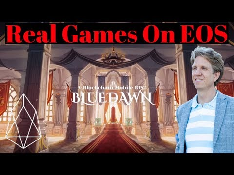The Platform For Real Games Built on EOS to Launch Early 2019 – With 20+ Games Ready to Go
