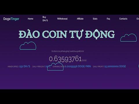Cloud dogecoin mới ra tặng 2Dh/s và hướng dẫn kiếm miễn phí để đầu tư