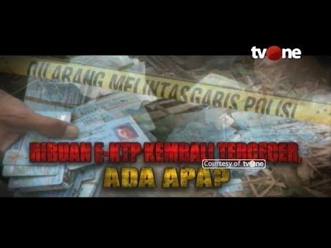 Ribuan E-KTP Kembali Tercecer, Ada Apa? || Apa Kabar Indonesia Pagi (10/12/2018)