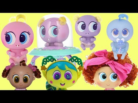 HUGE HAUL! Neonate Babies, Nerlies, Neo In-Q-Bator, Chamoy & Amiguis Dolls & Toys