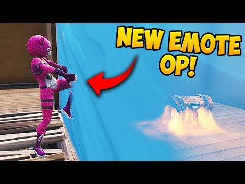 *NEW* MIME TIME EMOTE IS OP! – Fortnite Funny Fails and WTF Moments! #407