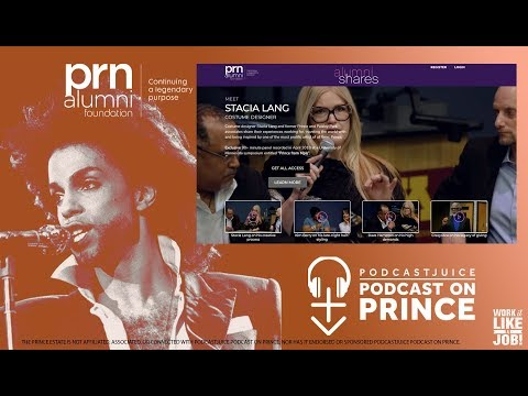 PRN Alumni share their experiences working for Prince