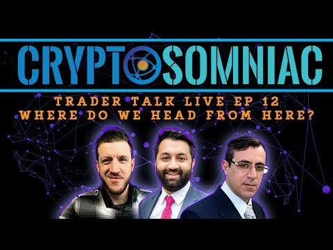 Trader Talk Live Ep12 | Have We Hit Bottom?📉 | Bitcoin Cryptocurrency Market Analysis 📊