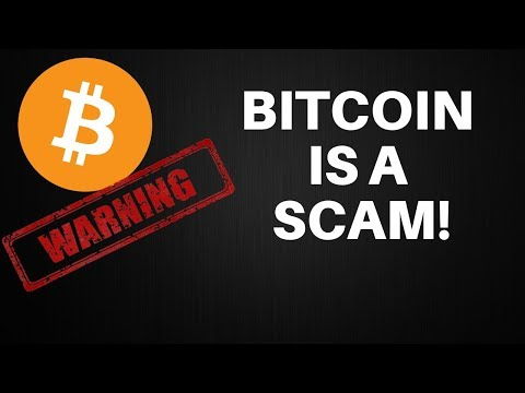 BITCOIN IS A SCAM! Comparing USD to BTC!