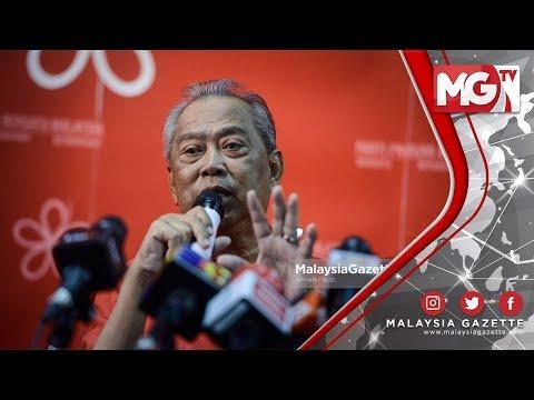 """TERKINI : """"Menteri Besar PPBM Ada Yang Okay, Ada yang Tak"""" – Muhyiddin Yassin"""