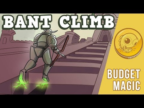 Budget Magic: $96 (13 tix) Bant Climb (Standard, Magic Online)