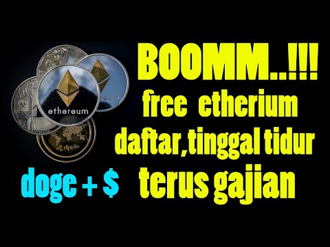 FREE MINING ETHERIUM, DOGE