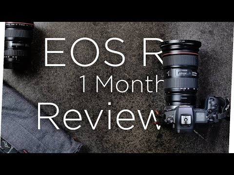 Big Mistake? The Canon EOS R 1 month later…