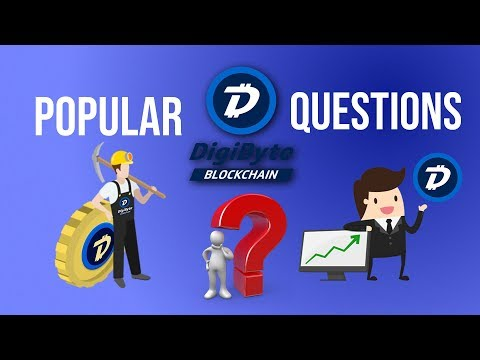 DGB Most Popular Questions, Answered !