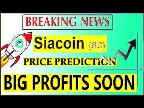 SIACOIN PRICE PREDICTION  | SIACOIN MINING #SIACOIN PRICE REVIEW  #GAMESZCRYPTO  6 DEC