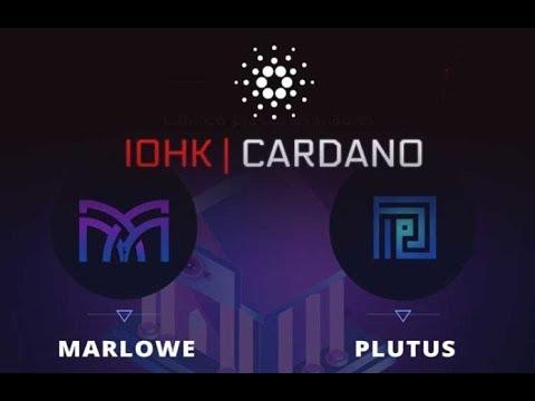 Cardano (ADA) – Major News – Cardano Opens DApps to Fintech – Plutus  and Marlowe