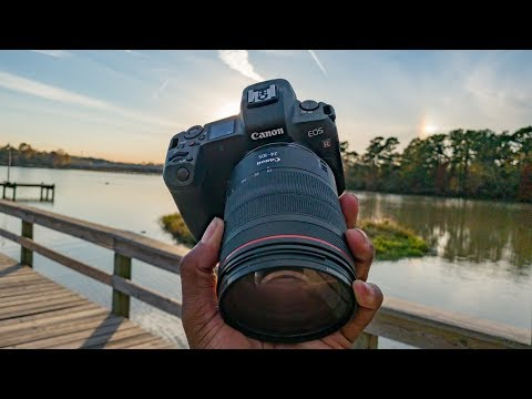Canon EOS R GOOD BUT NOT GOOD ENOUGH   Switching to SONY