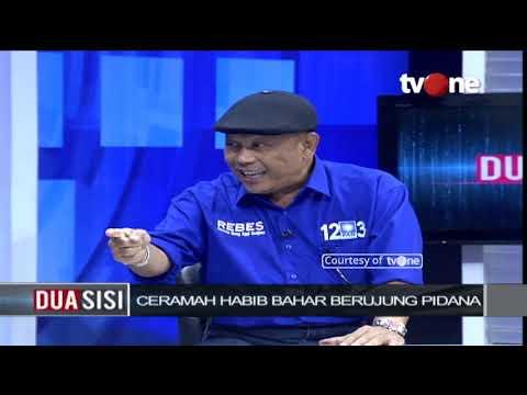 Eggi Sudjana: Tidak Ada 'Legal Standing' Laporkan Habib Bahar
