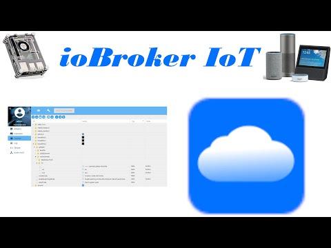Alle wichtigen Informationen über iot.Cloud / iot Skill im ioBroker und der Installation