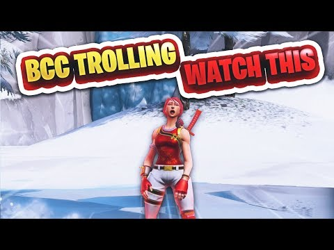 Clips that never made BCC Trolling ?