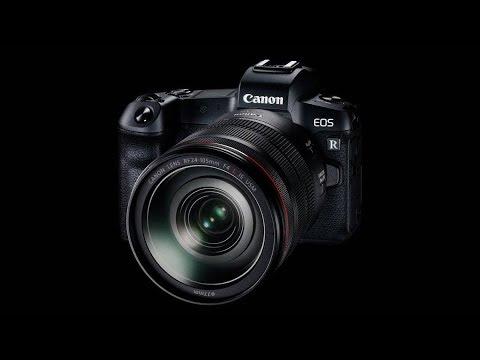 Canon Eos R İzlenimlerim