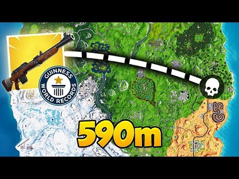 *WORLD RECORD* LONGEST SNIPE EVER! – Fortnite Funny Fails and WTF Moments! #410