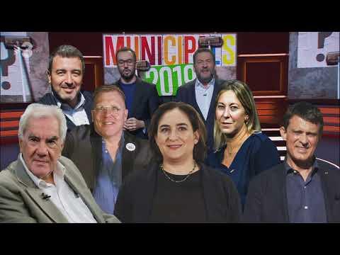 Està passant – Candidatures a l'alcaldia de BCN o càsting d'OT?