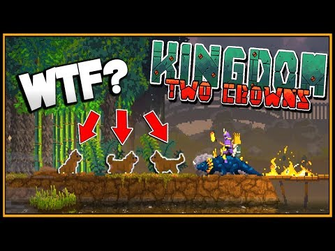 King Clones His Doge! (Shogun Campaign) – Kingdom Two Crowns Gameplay EP5