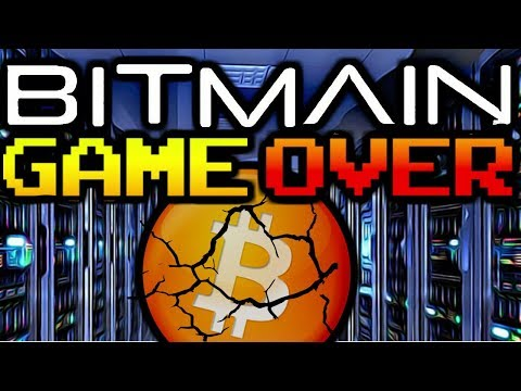 Bitcoin Death Spiral. Miners REKT. Bitmain Shutdown? China Losing Control!!