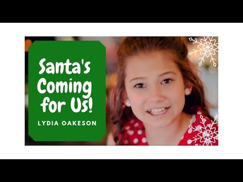 Sia – Santa's Coming For Us | Lydia Oakeson of One Voice Children's Choir
