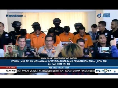 Kapendam Jaya: Laporkan Jika Ada Oknum TNI Terlibat Aksi di Polsek Ciracas