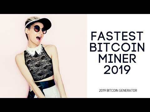 Free Bitcoin Mining 2019 – Fastest Way to Mine Bitcoin