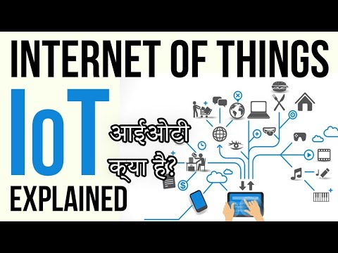 IoT INTERNET OF THINHS EXPLAINED IN HINDI, WHAT IS IOT NETWORK, IOT EXPLAINED