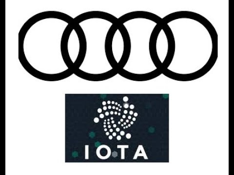 IOTA partners with Audi in E-mobility development