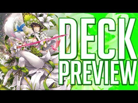 Cecilia Deck Preview (Neo Nectar – Standard) || Cardfight!! Vanguard