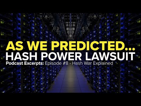 Bitcoin Cash (BCH): The Lawsuit We Predicted