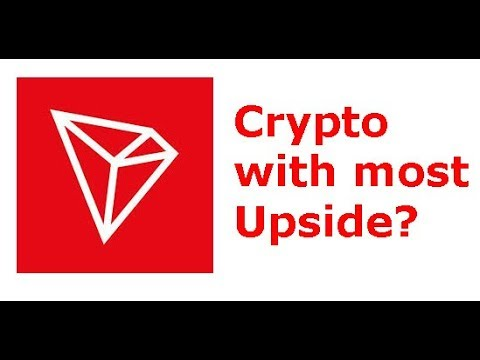 TRON(TRX), the coin with the most upside for gains?