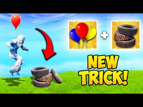 *NEW TRICK* GET HIGH GROUND FAST! – Fortnite Funny Fails and WTF Moments! #412