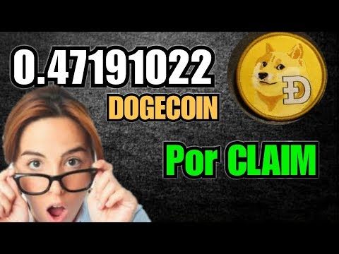 Dogezone Faucet PAGANDO – DOGECOIN Por Claim