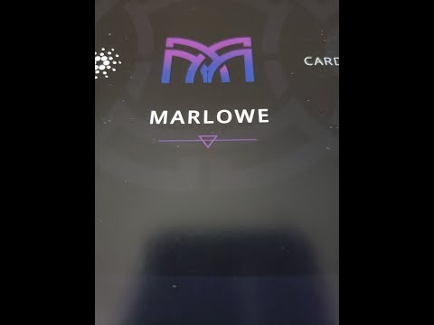 How I think the release of Marlowe may influence price of ADA