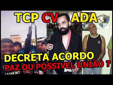 CV ADA TCP SE UNEM EM ALGUMAS REGIOES