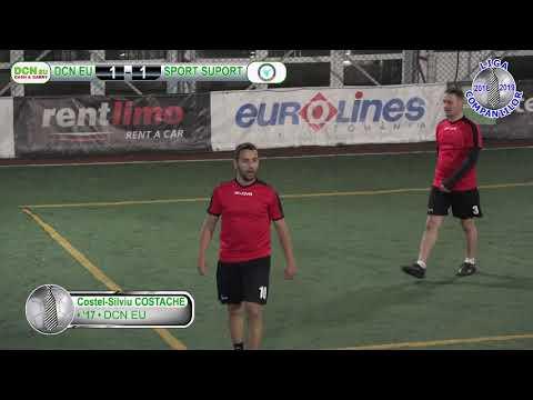 Rezumat DCN EU vs Sport Suport (2.Liga Companiilor 2018/19)