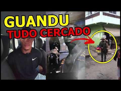 ADA SOFRE OPERAÇAO NO GUANDU JAPERI