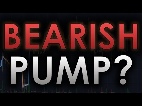 THIS BTC PUMP MAY HAVE BEEN VERY BEARISH: HERE'S WHY. – BTC/CRYPTOCURRENCY TRADING ANALYSIS