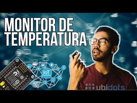 (IoT) Internet de las cosas con Ubidots | ESP8266 + LM35 | Temperatura