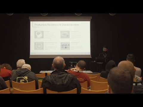 Antonio Nardella – How to use the Tangle and the IOTA protocol for IoT and actual examples